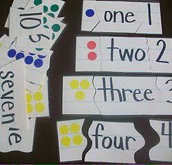 nummer - puzzel