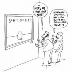 spelling nakijken voor beelddenkers