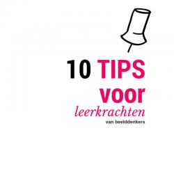 10 tips voor leerachten van beelddenkers