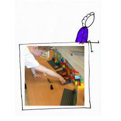 StoryTales van Lego in de kleine kring
